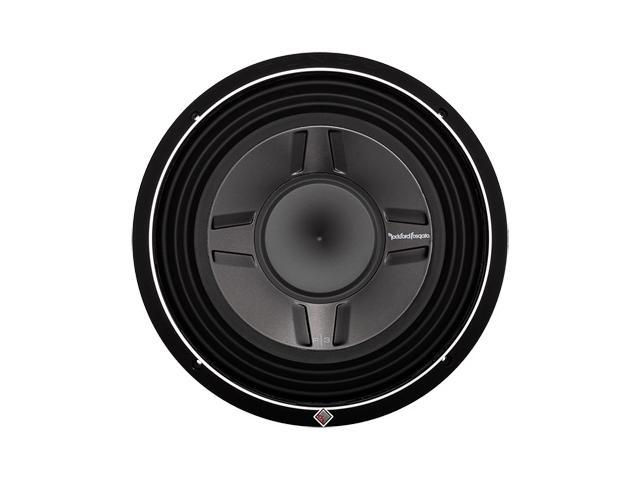 Rockford Fosgate Punch P3 P3SD412 Car subwoofer driver - 400 Watt