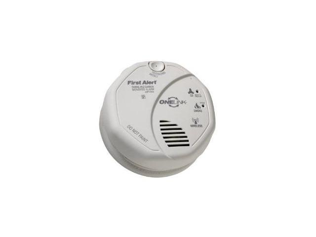 BRK SCO500B OneLink Battery Smoke/Carbon Monoxide Combination Alarm with Voice