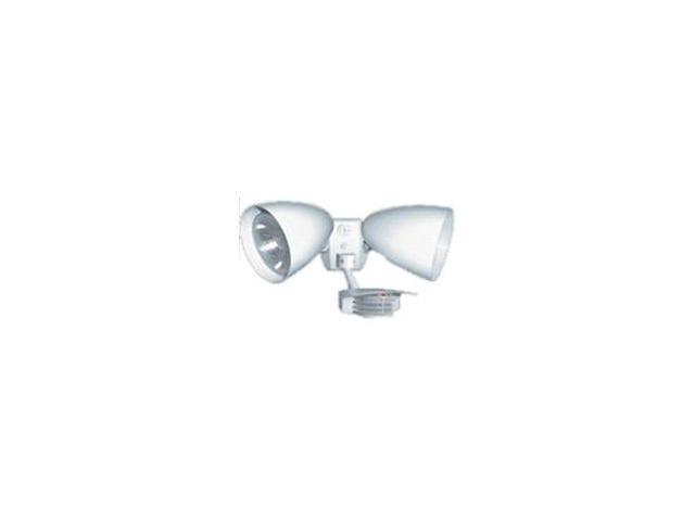 RAB Lighting STL200HBW Stealth Bullet Motion Sensor Flood Kit, White