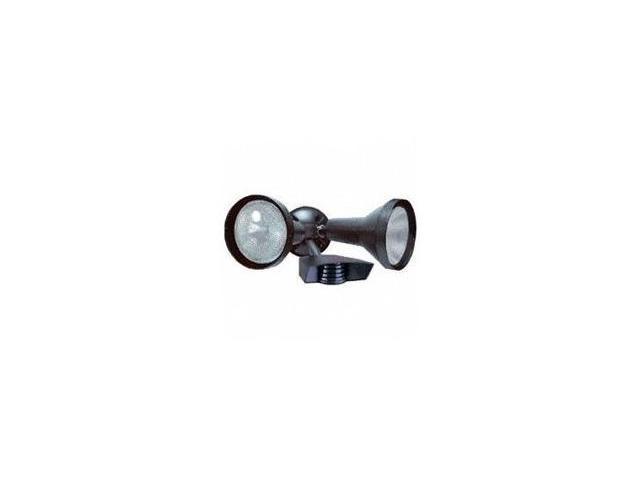 RAB Lighting STL110H Stealth Bell Flood Kit Motion Sensor, Bronze