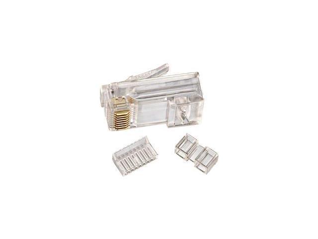 Ideal 85-366 CAT 6 RJ-45 Modular Plugs (Quantity of 1 = Pack of 25)