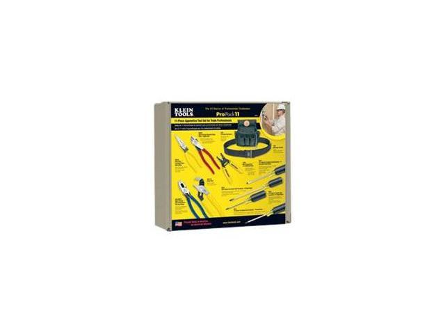 Klein 92911 Pro Pack 11 11-Piece Apprentice Tool Set