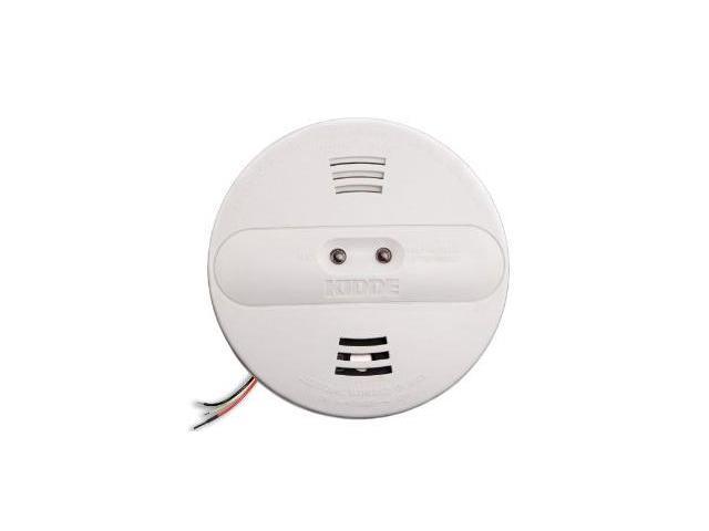 Kidde PI2010 Dual Sensor, 120V AC with Battery Backup Smoke Alarm