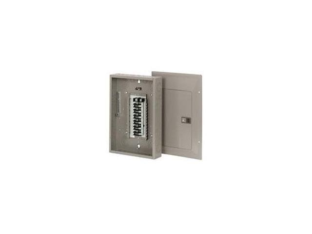 Cutler Hammer CH24L125C Indoor Main Lug Single Phase Loadcenter, 125 Amps (Cover not Included)