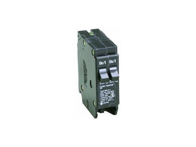 Cutler Hammer BD1515 1 Pole, 15-15 Amps, 120VAC, Circuit Breaker