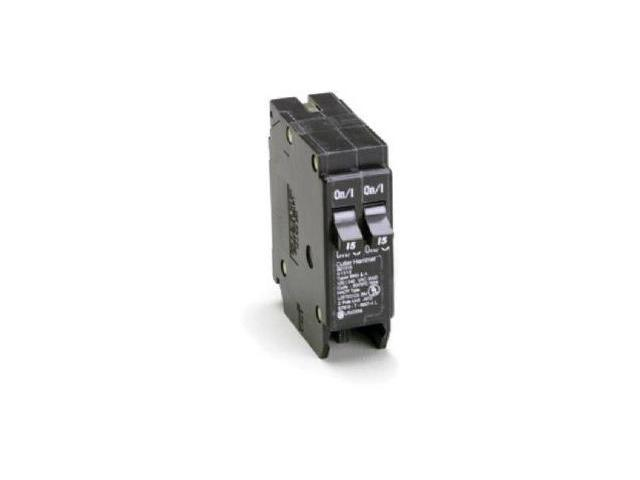 Cutler Hammer BR2020 1 Pole, 15-15 Amps, 120 VAC, Circuit Breaker