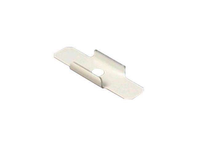 Wiremold V5703 Supporting Clip Fitting, Ivory