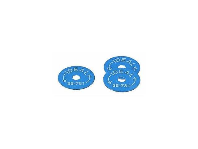 Ideal 35-781 Replacement Blades for Rotary BX Cable Cutter (Pack of 5)