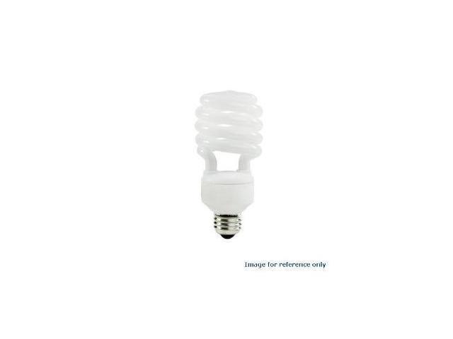 Sylvania 29397 CF23EL/MINI/830 DULUX EL MiniTwist Spiral Compact Fluorescent Lamp, 23W (Case of 6)