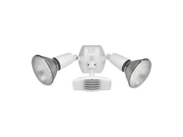 RAB STL110RW Stealth R90 Motion Sensor Kit 1000W 120V + CU4, White