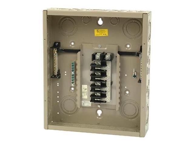 Eaton Cutler Hammer Ch12l125b Single Phase Main Lug Load: Cutler Hammer CH12L125B Single Phase Main Lug Indoor