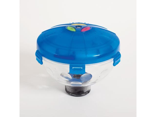 Underwater Light Starship - Color changing floating light for swimming pool