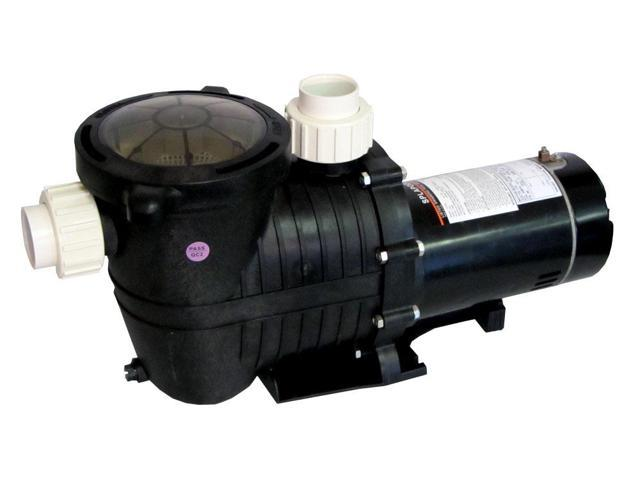 High Performance Swimming Pool Pump In Ground Hp With Union Fittings