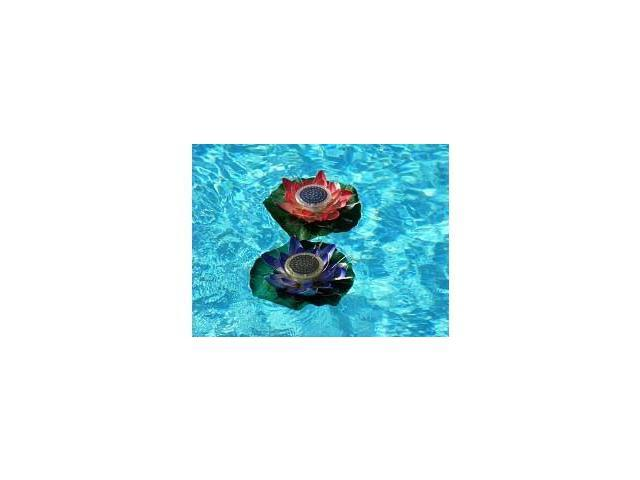 Solar Powered Pool Light - Water Lily