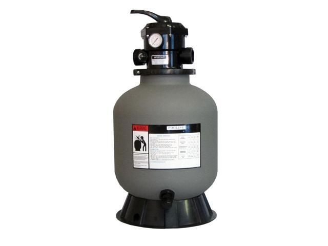 Sand Filter for Above-Ground Swimming Pool - 16 inch diameter
