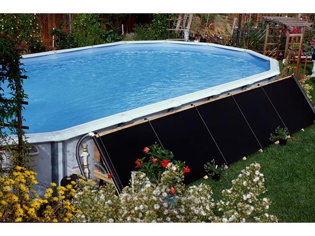2 4 X20 Fafco Bear Solar Pool Heater W Integrated Valve