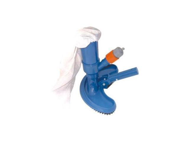 Swimming Pool & Spa Jet Vacuum W/ Brush, Bag & Hose Adaptor