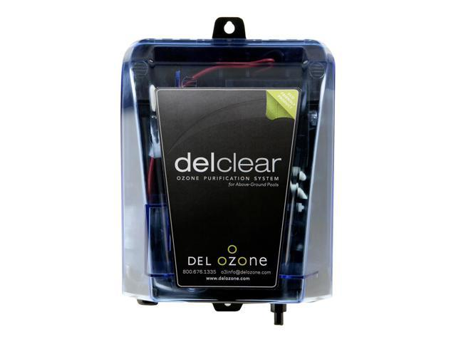 Del Clear Above Ground Pool Ozonator