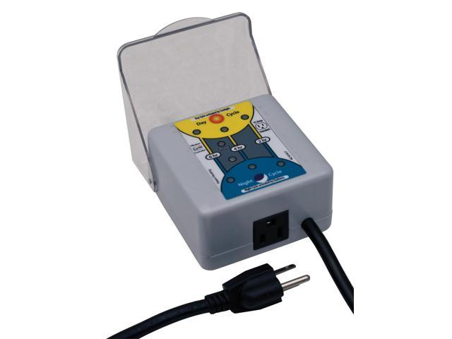 Solar Programmable Timer