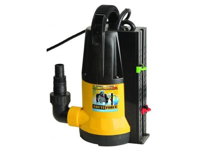 1250 GPH In-Ground Pool Winter Cover Pump - Auto On/Off