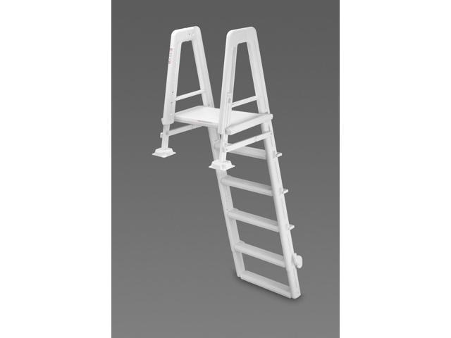 Outside Ladder For Above Ground Grand Entrance Step