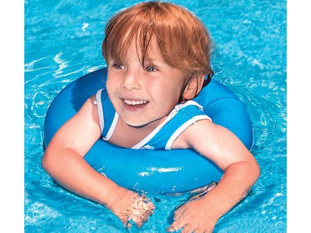 SkillSchool Swim Tee Trainer for small children - Blue