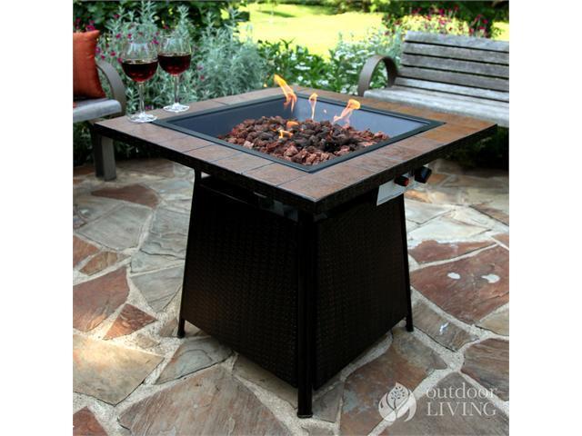 Uniflame Propane Outdoor Fire Bowl