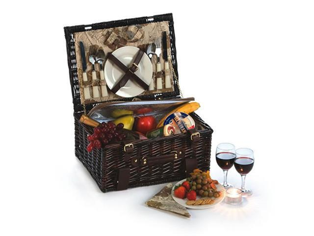 Picnic Plus Copley  2 Person Picnic Basket