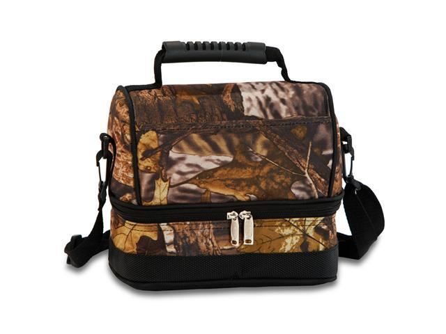Picnic Plus Columbus Lunch Tote-Camouflage
