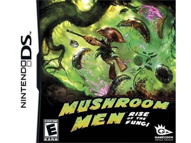 Mushroom Men - Rise of the Fungi DS New