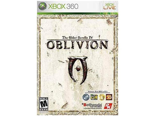 The Elder Scrolls IV - Oblivion Xbox360 New