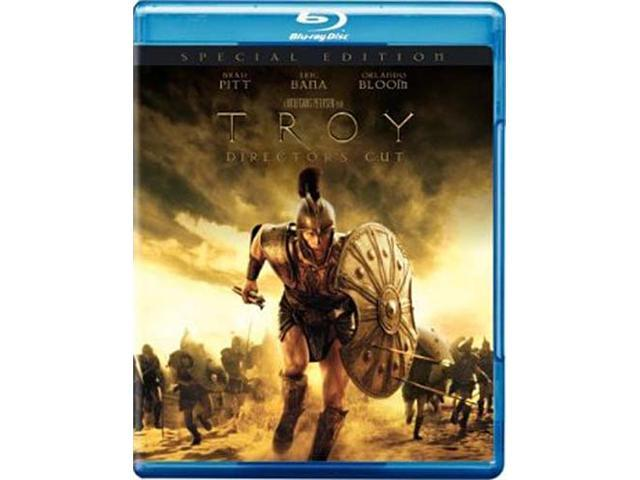 Troy-The Director's Cut (BR-DVD / Unrated / WS / B-PRT / E-SDH) Brad Pitt, Eric Bana, Orlando Bloom, Rose Byrne, Peter O'Toole
