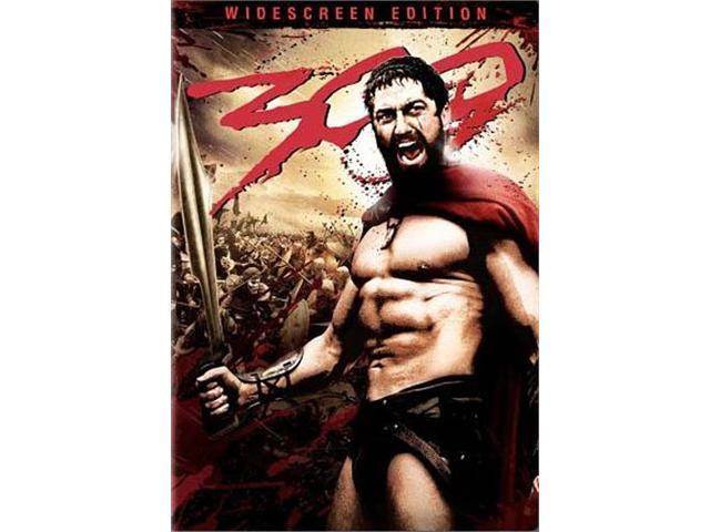 300 (Widescreen Edition / ENG-SP-FR-SUB) Gerard Butler, Lena Headey, David Wenham, Dominic West, Vincent Regan