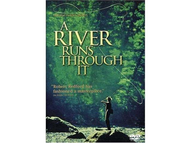comparing the movie and book version of a river runs through it Popular tcm books featured products tcm movie clip - river runs through it, a (1992 brad pitt stars in robert redford's film version of the novel about two.