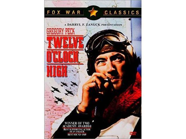 Twelve O'Clock High (DVD / NTSC) Gregory Peck, Hugh Marlowe, Gary Merrill, Millard Mitchell, Dean Jagger