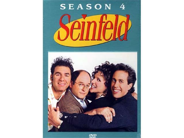 Seinfeld: Season 4 (DVD / SUB / NTSC)-Newegg.com
