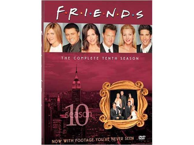 Friends - The Complete Tenth Season (Boxset) DVD New