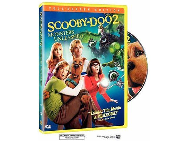 Scooby Doo 2: Monsters Unleashed (DVD / Full Screen Edition / FR-SP-SUB)