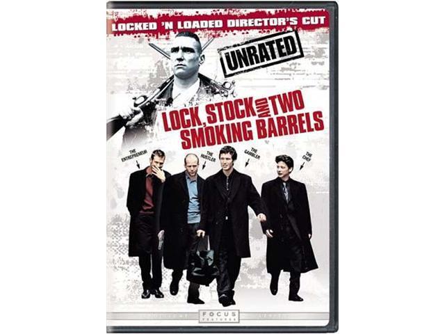 Lock, Stock & Two Smoking Barrels Jason Flemyng, Dexter Fletcher, Nick Moran, Jason Statham, Steven Mackintosh, Vinnie Jones, Sting, Lenny McLean, P.H. Moriarty, Steve Sweeney