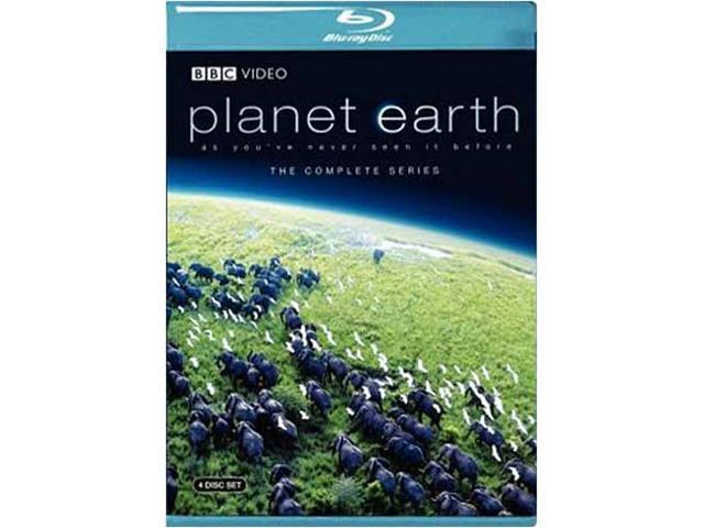 Planet Earth: The Complete BBC Series (2007) [Blu-ray] David Attenborough