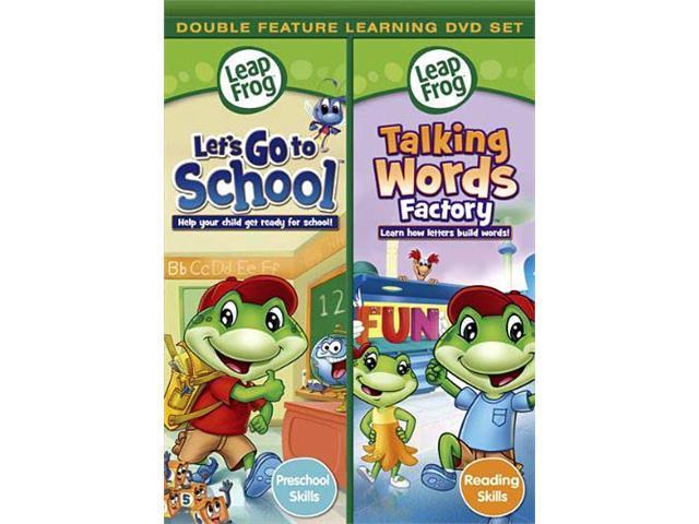 Leapfrog: Let's Go To School / Talking Words