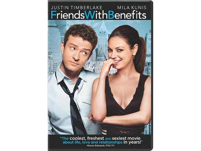 Friends with Benefits DVD New
