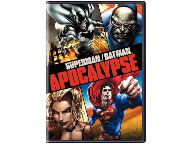 Superman/Batman - Apocalypse (Single-Disc Edition) DVD New