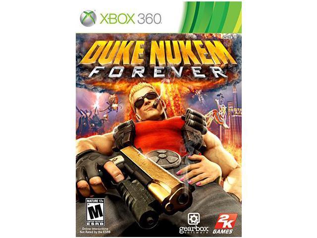 Duke Nukem Forever Xbox360 New