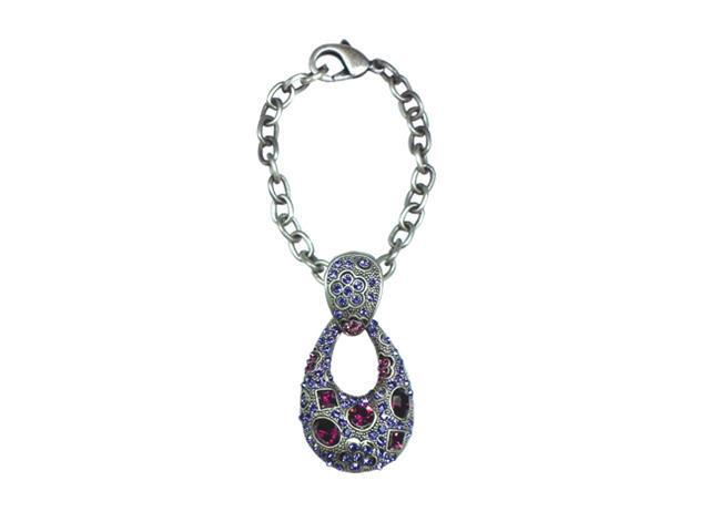 "<Just Perfect> Swarovski Crystal ""Classic Baroque's Crystal"" in Silver Size nostalgia 7"" & 29"""
