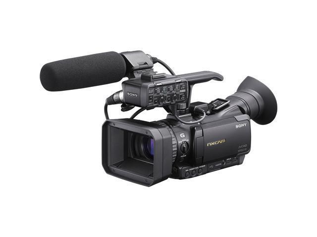 Sony HXR-NX70 NXCAM Full HD Professional Camcorder with 96GB Flash Memory (HXR-NX70U)