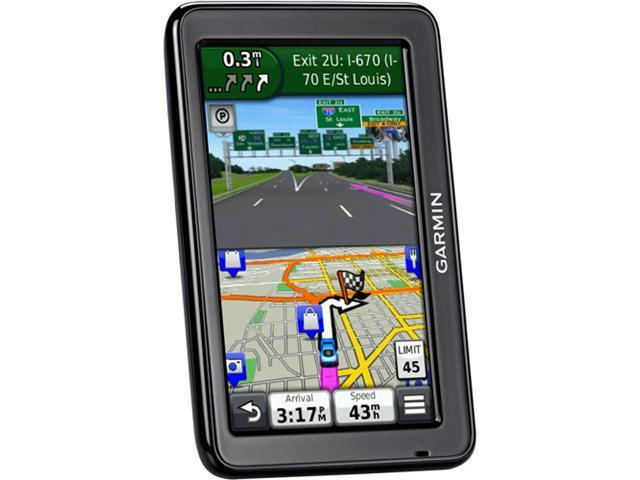 Garmin nuvi 2455LMT 4.3-Inch Portable GPS Navigator with Lifetime Map & Traffic Updates 010-01001-29