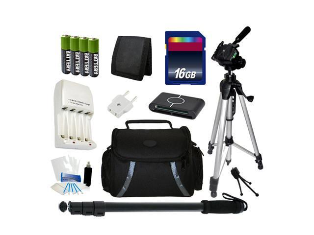 Nikon Coolpix L810 Digital Camera Everything You Need Accessories Kit