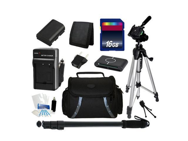Canon EOS REBEL T3i Digital Camera Everything You Need Accessories Kit
