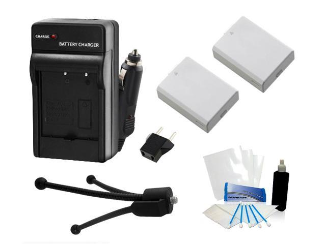 NB-10L NB10L Battery and Charger for Canon PowerShot G16